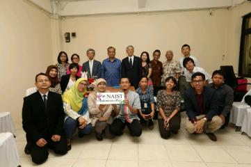 NAIST Japan Headquartered in IPB